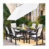 Woodard Cm Llc RXWD-40 Modesto 7PC Dining Set
