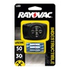 Rayovac DIYHL3AAA-B 3AAA LED Head Light