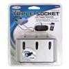 Custom Accessories 23050 12V Triple Socket