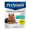 Sergeants Pet Care Prod 11 3PK Dog Flea Treatment