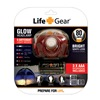 Life Gear Inc LG05-60207RED Glow LED Head Lamp
