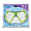 Aqua Leisure Ind Inc EM1141 Dual Lens Swim Mask