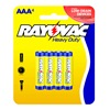 Rayovac 3AAA-4D RAYO 4PK AAA HD Battery