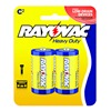 Rayovac 4C-2BD RAYO 2PK C HD Battery