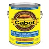 Cabot 3002-07 Gal Cedar Dk Tone Stain, Pack of 4