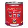 Cabot 6509-05 Man War QT GLS Varnish