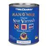 Cabot 6507-07 Man War Gal Sg Varnish, Pack of 2