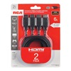 Audiovox VH26HHR 2PK 6' HDMI Cables