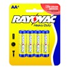 Rayovac 5AA-4D RAYO 2PK AA HD Battery