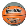 Franklin Sports Industry 11556C3 B3 Mini Rubb Basketball
