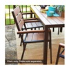 Jack Post Corp HA-821 Hudson Bay Dining Chair