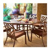 Woodard Cm Llc RXTV-07DT Castile 7PC Dining Set