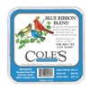 Coles Wild Bird Products Inc BRSU 12OZ BLU Ribb Bend Suet