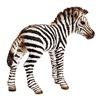 Schleich North America 14393 WHT/BLK Zebra Foal