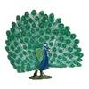Schleich North America 13728 GRN/BLU Peacock