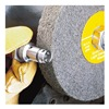 3M 48011016610 Scotch-Brite; Light Deburring Wheel (LD-WL) Silicon carbide minerals - Diameter: 6 Width: 1 CENTER HOLE: 1 Grade: FIN DE