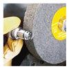 "3M 48011039930 Scotch-Brite; Light Deburring Wheel (LD-WL) Silicon carbide minerals - Diameter: 6"" Width: 1/2"" CENTER HOLE: 1"" Grade: F"