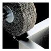 "3M 48011131641 Scotch-Brite; Multi-Finishing Wheel(MU-WL) • Silicon carbide minerals. - Diameter: 4"" Width: 2"" CENTER HOLE: 1"" Gra"
