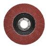 """3M 51141556024 Cubitron Flap Discs - Diameter: 4.5""""   Hole Size: 5/8""""   Grit: 40   Model: TYP 27"""