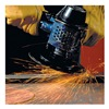 """3M 51144775989 Fibre Back Disc 381C Three-M-ite - Diameter: 4-1/2""""   Grit: 60"""