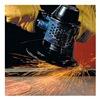 """3M 51144775996 Fibre Back Disc 381C Three-M-ite - Diameter: 4-1/2""""   Grit: 80"""