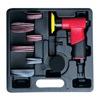 "Chicago Pneumatic CP7200-S Mini Random Orbital Sander Kit - Model: CP7200S   Speed: 15,000 RPM   Air Inlet Size: 1/4""   Pad Size: 2"" & 3"""