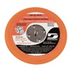 "Dynabrade 56107 Random Orbital Sanding Pad - Model: 56107   Speed: 13,000 RPM   Spindle Thread: 5/16""-24 Male   Thickness: 3/8""   Weight: 100 g"