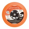 "Dynabrade 56175 Random Orbital Sanding Pad - Model: 56175   Speed: 13,000 RPM   Spindle Thread: 5/16""-24 Male   Thickness: 3/8""   Weight: 100 g"