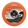 "Dynabrade 56177 Random Orbital Sanding Pad - Model: 56177 Speed: 13,000 RPM Spindle Thread: 5/16""-24 Male Thickness: 3/8"" Weight: 100 g"