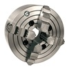 "Gator Chucks 1-302-0600 4 Jaw Independent Lathe Chuck - Number OF JAWS: 4   CHUCK SIZE: 6"" 1-302-0600"