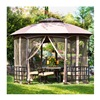 Sunjoy Industries L-GZ660PST Catalina Gazebo