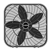 "Jarden Consumer-Domestic HBF2001D-BM 20"" Blk 3Spd Box Fan"
