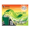 Indaco Mfg Ltd MBP24205 15CT 13GAL Compost Bag