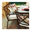 Courtyard Creations KTS6332 Geneva Cushion Bench