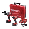 Milwaukee 2791-22CT M18 2Tool Lith Comb Kit