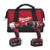 Milwaukee 2697-22 M18 2Tool CDLS Comb Kit