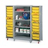 Lyon 3427BWYB Extra Tilt Bins (6) for LYON High-Capacity Deep-Door Tilt-Bin Cabinet