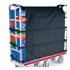 Magliner 306020 Containment Curtain for Aluminum U-Boat Trucks