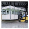 Porta-King FAB128 Fully Assembled Interior Building - 12x8'
