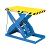 """Hercules LPT-050-36 Hydraulic Scissor Lift Table - 5000-Lb. Capacity - 24""""Wx48""""D Platform - 3-Phase, 460V"""