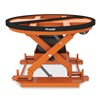 "Presto Lifts P3-AA Pallet Positioner - 43-5/8"" Dia. Turntable"