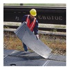 Ultratech 9566 Railroad Track Spill Pan System - Center Pan with Grating