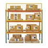 Husky RGW0805 Steel Pallet Rack Guard - 8x5'