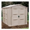 Suncast GS9500A Storage Buildings with 311 Cubic Foot Capacity - 93x94x87""