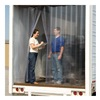 Aleco 477500 Strip Doors for Semi Trailers - 8'Wx8'H Strips