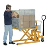 Vestil TAL-260-HD Tote-A-Load Pallet Positioner - 2200-lb. Capacity