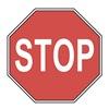 Tapco 373-01632 Traffic Sign - HIP Grade - Stop