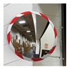 "See All PLXO30RT Wide-Angle Convex High-Visibility Plexiglas Acrylic Mirror - 30"" Diameter - Outdoor"