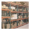 "Carron Net 76025-48X144/ 144"" BEAM 1 BAY 2500-Lb. Load Rating, 4"" Square Mesh Pallet Rack Netting - For 48""H Upright Frames with 144"" Long Beams - 1"