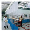 Goff's Enterprises GP324 Curtain Walls - Single-Curtains - 10'Lx24'H Curtains
